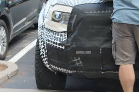 Ford Raptor Competitor - spied ford caught testing raptor fied ranger in the wild motor