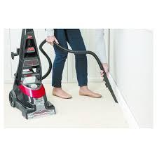 Bissell Rug Cleaner Rental Bissell Proheat Essential Complete Upright Carpet Cleaner Black