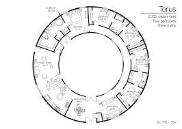 Monolithic Dome Home Floor Plans by Floor Plan Dl T02 Monolithic Dome Institute
