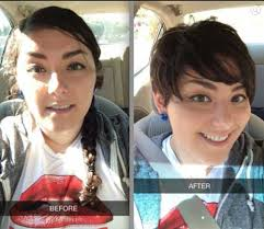 before and after short hair styles of chubby faces 25 pretty short haircuts for chubby round face short hairstyles