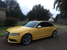 bagged is300 for sale fs imola yellow b8 s4 lots of mods