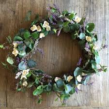 wedding wreath diy autumn wedding ceremony wreaths