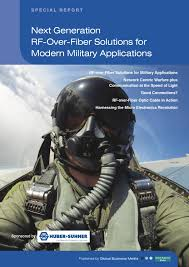 Modern Photo Solutions Defence Industry Reports U2013 Next Generation Rf Over Fiber Solutions