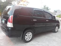 toyota philippines 2010 toyota innova 2 5 g manual philippines buy and sell