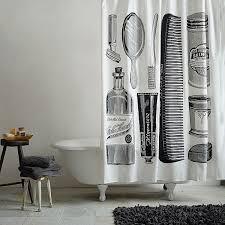 Jonathan Adler Curtains Designs Bathroom Designs Patterned Jonathan Adler Shower Curtain And Mat