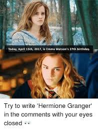 Hermione Granger Memes - 25 best memes about hermione granger hermione granger memes