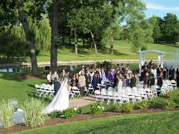 wedding venues in illinois gorgeous outdoor wedding venues illinois silver lake golf course