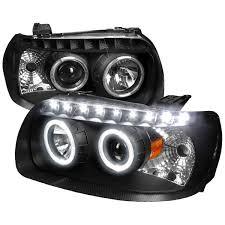 Ford Escape Black - d tuning 2lhp ecap05jm rs ford escape projector headlight black