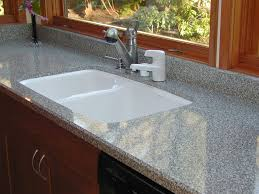 White Granite Kitchen Sink Five Inc Countertops 6 Most Popular Sink Styles For