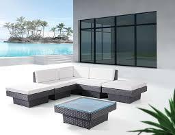arredo giardino on line divano salotto rattan luxus arredo giardino esterno piscina
