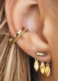 earrings all the way up these 30 ear piercing ideas mybodiart