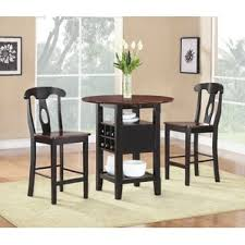 Round Dining Table With Armchairs Round Kitchen U0026 Dining Room Sets You U0027ll Love Wayfair