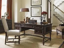 decorating brown dresser by sprintz furniture plus white chair