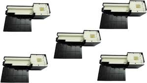 printer epson l210 minta reset epson original waste ink pad pack of 5 for epson l210 l110 l310 l360