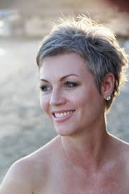 cute hairstyles gallery cute short hairstyles for grey hair gallery picture hairstyle