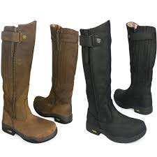 womens yard boots kanyon waterroof yard country leather
