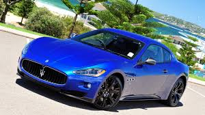 maserati pininfarina cost maserati granturismo in cool blue on hd wallpapers from http www