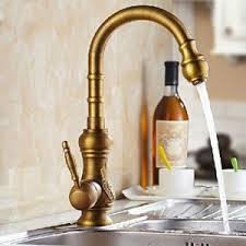 mitigeur cuisine bronze les plus beaux robinets ancien et rétro mon robinet