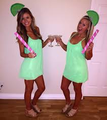 worlds funniest halloween costumes diy margarita with lime halloween costume feeling crafty