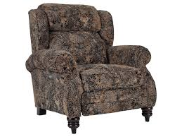 recliners that do not look like recliners lane norwich 2681 high leg recliner with rolled arms hudson s