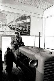 first lamborghini tractor the lamborghini tractors motor web musemum