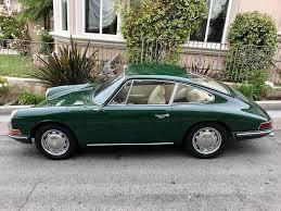 porsche 911 dark green irish green 1965 porsche 911 german cars for sale blog