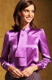 in satin blouses in satin blouse sleeved blouse
