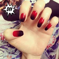 9 black and red nail design nail designs red french biz style org