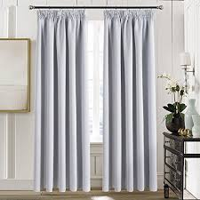 Noise Insulating Curtains Noise Reducing Curtains Amazon Co Uk
