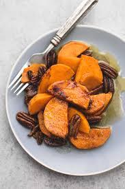 sweet potatoes thanksgiving baked southern candied sweet potatoes creme de la crumb
