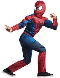 Blue Man Halloween Costume Amazing Spider Man Costumes Amazon