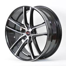 nissan altima coupe hp 4 gwg wheels 18 inch black machined zero rims fits 5x114 3 nissan