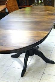 Pine Pedestal Dining Table Round Pine Pedestal Dining Table Dining Table Distressed Round