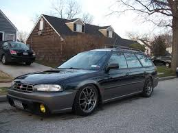 subaru outback modified 1997 subaru legacy information and photos zombiedrive