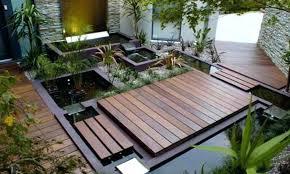 Small Contemporary Garden Ideas Garden Ideas For Small Gardens Alexstand Club