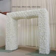 Wedding Arch For Sale Romanticly Sun Kissed Garden Wedding Ideas In Texas Garden