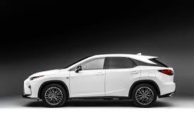 lexus rx 350 hybrid 2016 lexus rx 350 f sport and rx 450h show up in nyc autoevolution