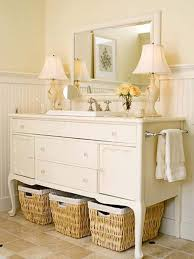 bathroom attractive refined wood built in small bathroom storage bathroom nifty small bathroom storage ideas in beige schemes with twin desk lamp also hand