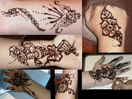 henna mehndi designs for hand feet arabic beginners kids 2013