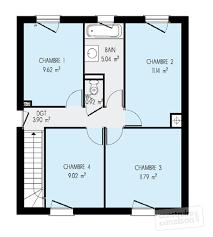 Plan De Maison Antillaise Plan Petite Maison 2 Chambres Mezzanine Chambre Petite Maison