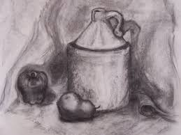 still life drawing ideas for beginners bold still life charcoal