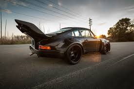 old porsche spoiler this modified porsche 930 turbo is what dreams are made of
