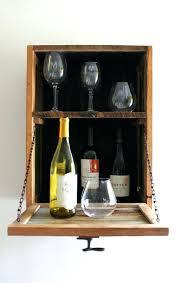 office liquor cabinet rustic hanging liquor cabinet bar wall bar