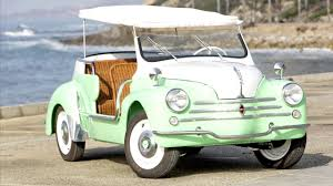 1959 renault 4cv renault 4 cv jolly u00271961 youtube