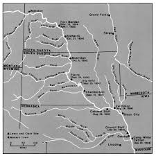 Lewis And Clark Map August 25 1804 Journals Of The Lewis And Clark Expedition