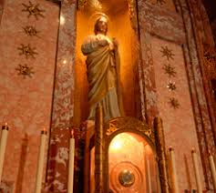st jude prayer of thanksgiving national shrine of st jude