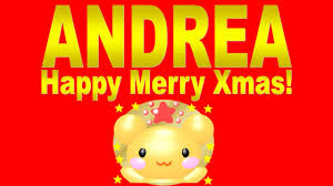 andrea happy merry ep00 opening song andrea happy