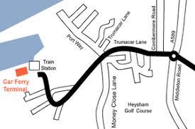 Hull Ferry Port Car Parking Port Information Heysham Www Iomferry Com