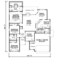 traditional style house plan 3 beds 2 00 baths 1898 sq ft plan