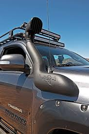 2005 Toyota Tacoma Roof Rack by Decked Out For Bug Out Recoil Offgrid